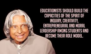 APJ Abdul Kalam Quotes: Top 15 motivational & inspirational sayings by the  former President! | India.com